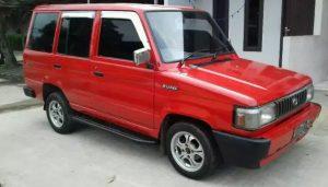 harga kendaraan bekas dibawah 20 juta - Toyota Kijang Rover 1989