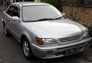 harga kendaraan seken dibawah 40 jutaan - Toyota Soluna Xli 1997