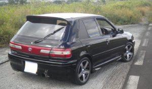 harga kendaraan seken dibawah 50 juta - Toyota Starlet 1992