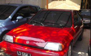 harga kendaraan seken kurang dari 20 juta - Honda Civic 1981
