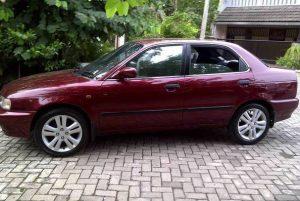harga mobil bekas dibawah 50 juta - Suzuki Baleno 97