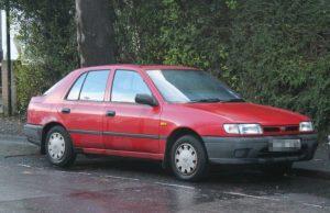 mobil murah 15 jutaan - Nissan Sunny (1992)