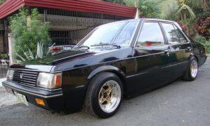 mobil murah dibawah 15 juta terbaik - Mitsubishi Lancer (1982)