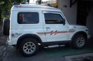 Daftar mobil seken murah - Suzuki Katana 1992