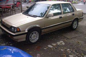 mobil bekas murah dibawah 30 juta - Honda Civic Wonder 1985
