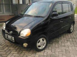 harga kendaraan bekas dibawah 50 juta - Hyundai Atoz 2000