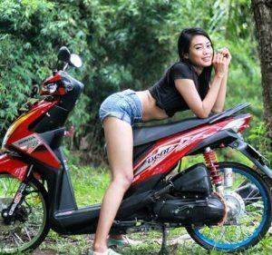 Foto drag bike 3