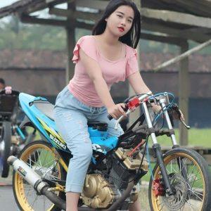 gambar motor drag 1
