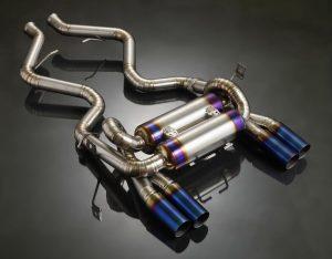 Cat-Back Exhaust modifikasi mobil balap