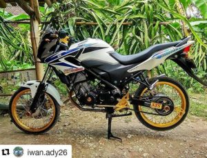 modifikasi cb150r jari jari