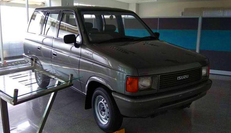 modifikasi mobil tua