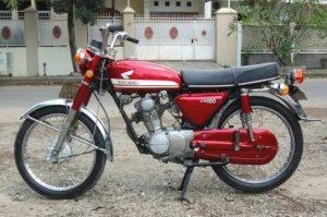 CB 100-K1 (1971)