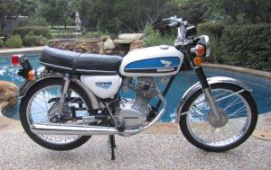 CB 100-K2 - CB Gelatik (1972-1975)