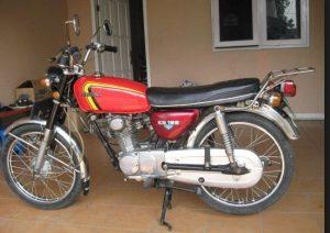 CB 100-K3 (1976-1981)