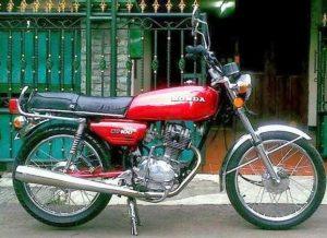 CB 100-K5 (1981-1985)
