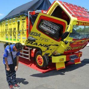 modifikasi truk jepara