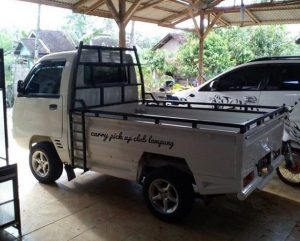 modifikasi suzuki carry 1.5 pick up