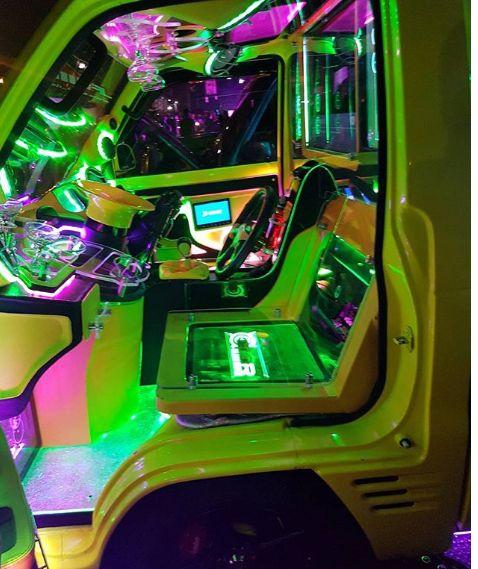 860 Modif Interior Mobil Pick Up Carry HD Terbaru