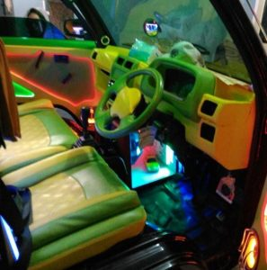 modifikasi interior pickup t120ss