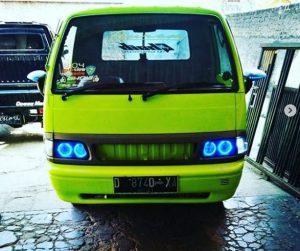 modfikasi lampu pickup t120ss