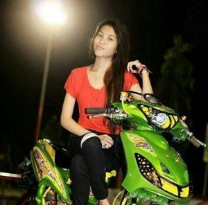 mio smile thai look style