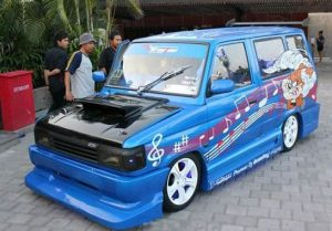 modifikasi kijang super 1991