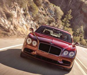 Bentley Continental Flying Spur - Merk Mobil Mewah