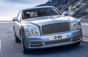 Bentley Mulsanne - Merk Mobil Mewah