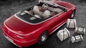 Mercedes-Maybach S650 Cabriolet - Merk Mobil Mewah