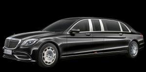 Mercedes-Maybach S650 Pullman - Merk Mobil Mewah