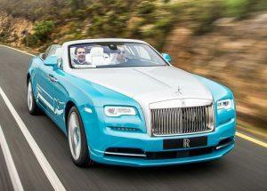 Rolls-Royce Dawn - Merk Mobil Mewah