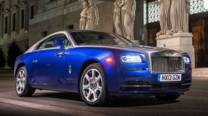 Rolls-Royce Wraith - Merk Mobil Mewah
