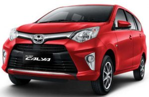 Toyota calya mobil LCGC Terbaik