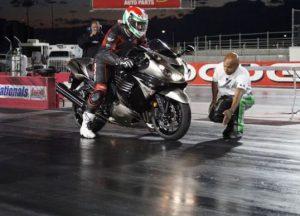teknik dalam start drag racing
