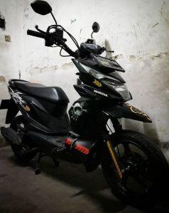 -honda beat trail terbaru