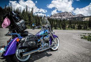 Modifikasi motor touring