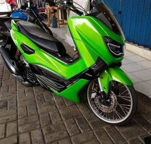 modifikasi nmax sederhana