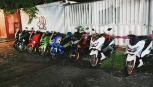 modifikasi nmax warna putih