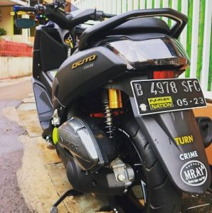 modifikasi nmax 155