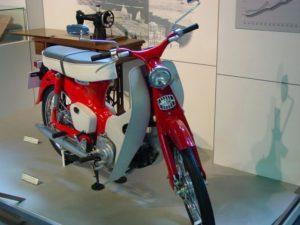 Honda Supercub CA100
