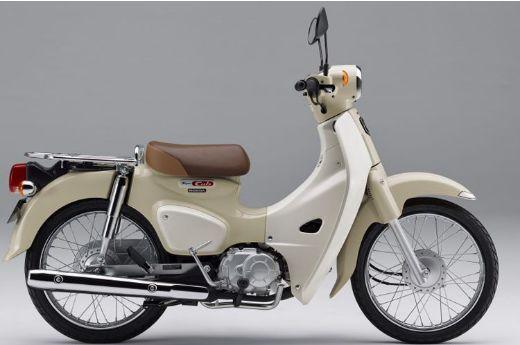 Honda supercub 2019