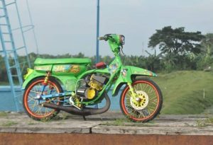 -rx king modif drag