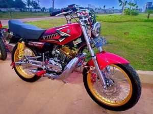 -rx king modif road race