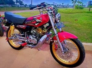 -rx king modif cross
