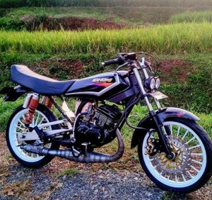 -rx king modif cafe racer
