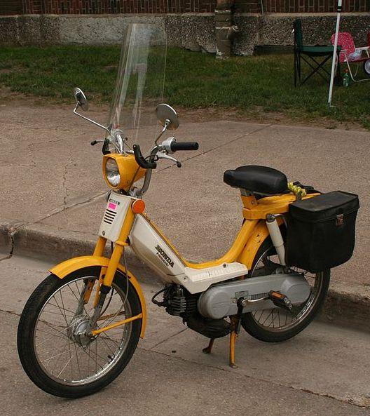 Motor Moped