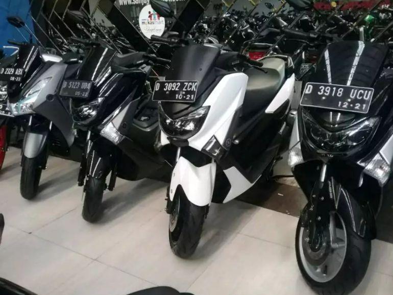 Yamaha Nmax VS Honda PCX bekas
