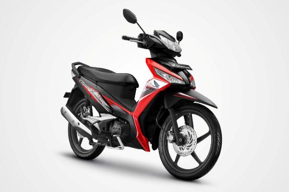 strip baru honda new supra x 125