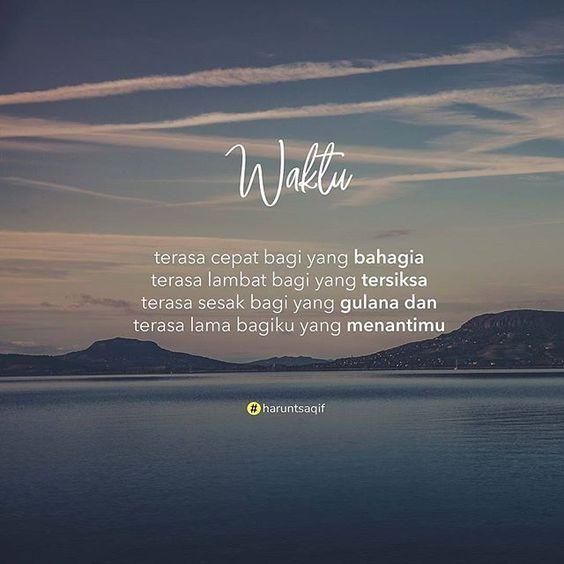kata indah tentang kehidupan - waktu terasa cepat bagi yang bahagia