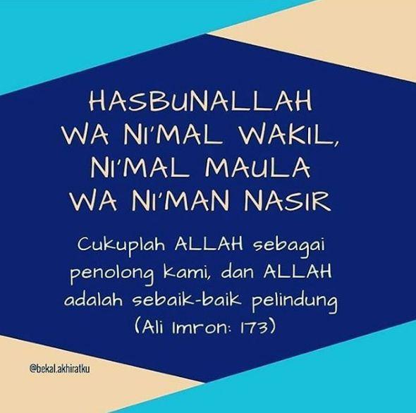 kata bijaksana dalam islam